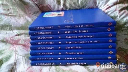 Klassiska Sagoböcker