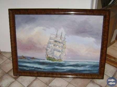 Tavla skepp