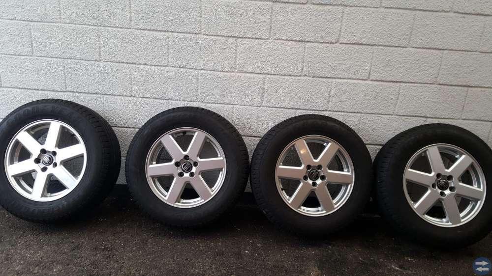 Allround däck, året-runt-däck
