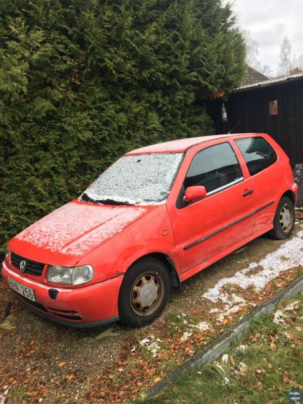 Volkswagen polo 97'