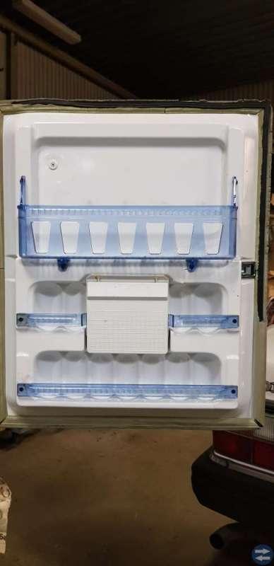 Veteran retro kylskåp från 1958