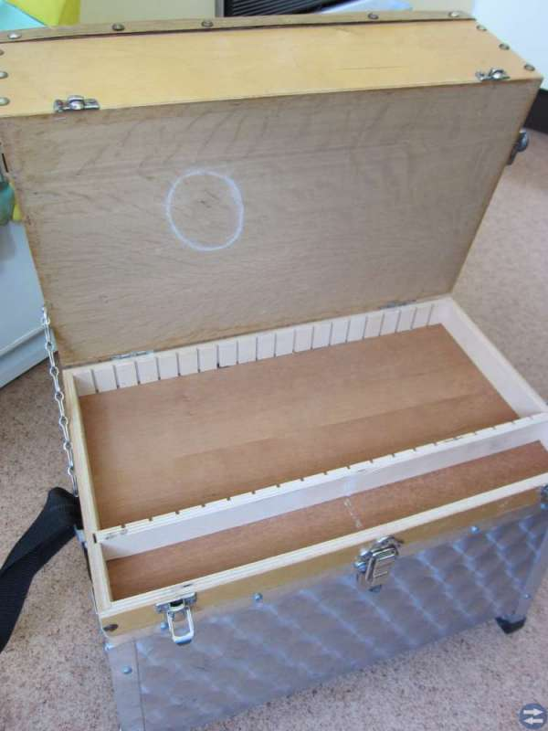 Tackelbox Metbox