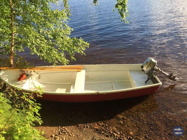 båtar till salu västernorrland