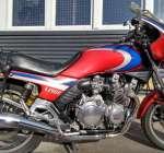 Motorcyklar i Hagfors