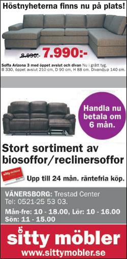 Sitty Möbler