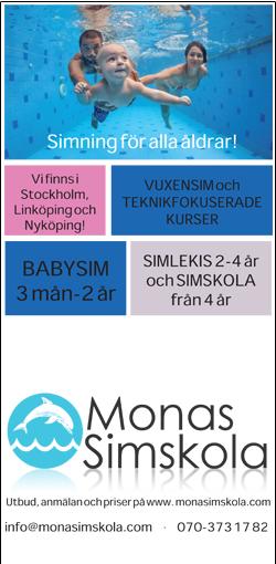 Monas Simskola Aktiebolag