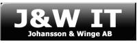 Johansson & Winge AB logotype