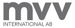 MVV International AB logotype