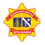 Räddningstjänsten Östra Blekinge logotype