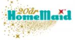 HomeMaid Uppsala logotype