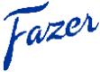 Fazer Bageri Sverige logotype