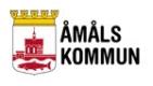 Åmåls kommun logotype