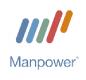 Manpower logotype