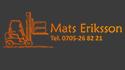 ERIKSSON, MATS