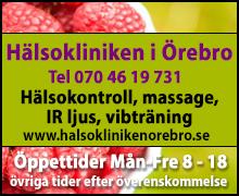 Hälsokliniken i Närke AB