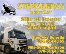 Stensbergs Bergtäkt AB