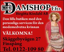MH s Damshop eftr. Birgitta Kindahl