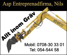 c-Asp Entreprenadferma, Nils